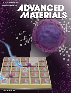 Advanced Materials Cover Image
